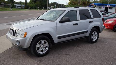 2006 Jeep Grand Cherokee for sale at J Linn Motors in Clearwater FL