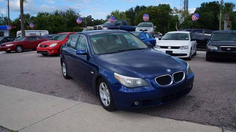 2004 BMW 5 Series for sale in Clearwater, FL