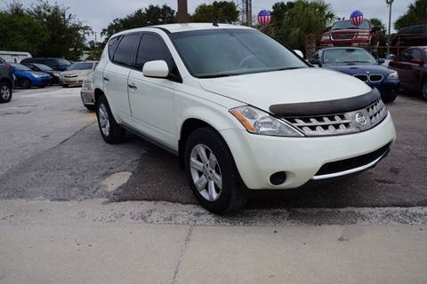 2006 Nissan Murano for sale in Clearwater, FL