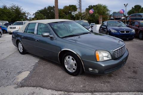 2005 Cadillac DeVille for sale in Clearwater, FL