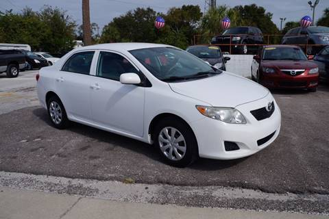 2010 Toyota Corolla for sale in Clearwater, FL