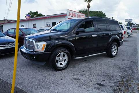 2004 Dodge Durango for sale at J Linn Motors in Clearwater FL