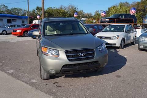 2007 Hyundai Santa Fe for sale in Clearwater, FL
