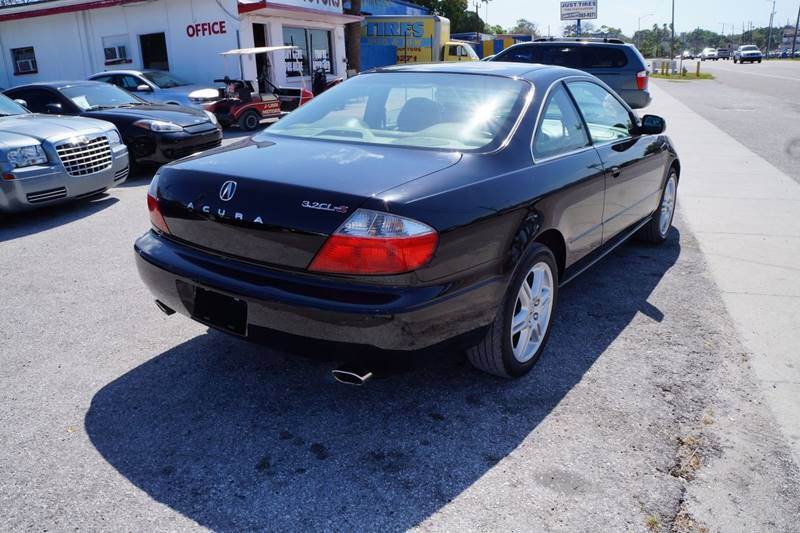 2003 Acura CL 3.2 Type-S 2dr Coupe - Clearwater FL