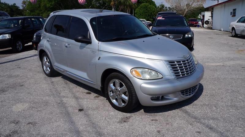 2004 Chrysler PT Cruiser
