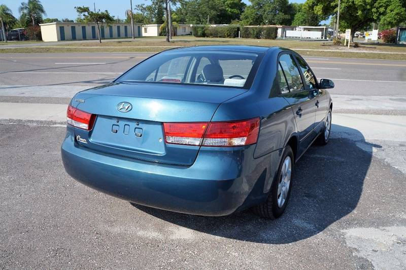 2006 Hyundai Sonata GL 4dr Sedan - Clearwater FL