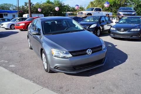2011 Volkswagen Jetta for sale in Clearwater, FL