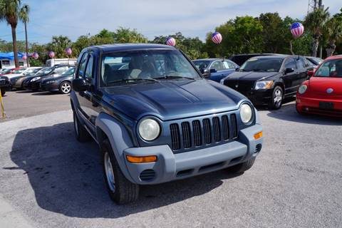 2002 Jeep Liberty for sale in Clearwater, FL