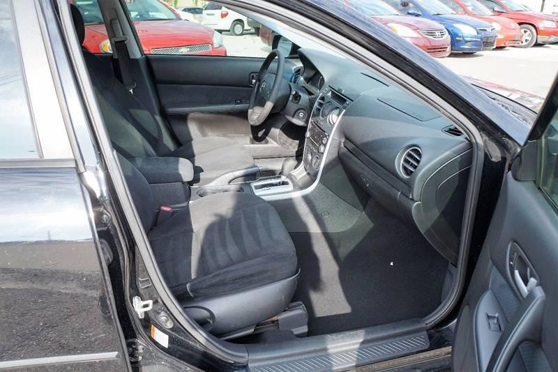 2007 Mazda MAZDA6 i Sport Value Edition 4dr Hatchback (2.3L I4 5A) - Clearwater FL