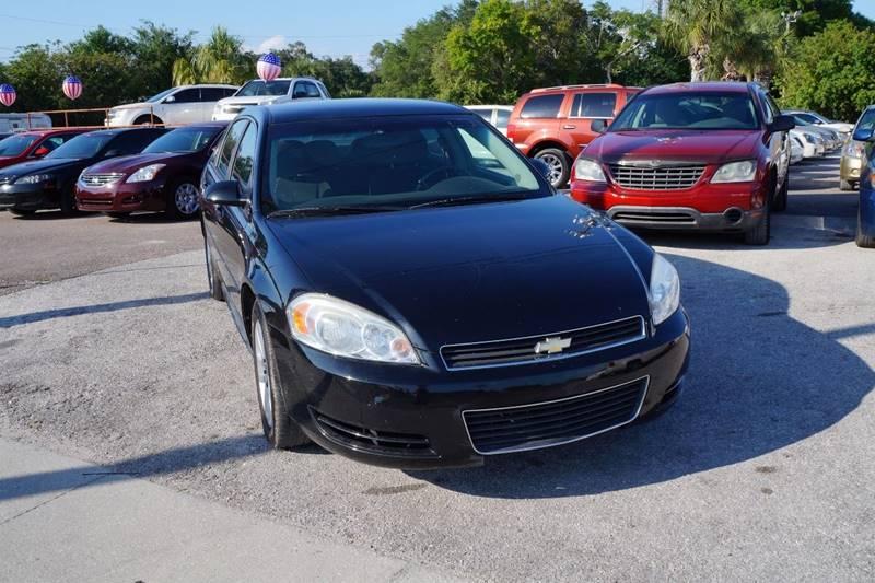 2010 Chevrolet Impala LS 4dr Sedan - Clearwater FL