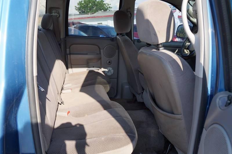 2005 Dodge Ram Pickup 1500 4dr Quad Cab SLT Rwd SB - Clearwater FL
