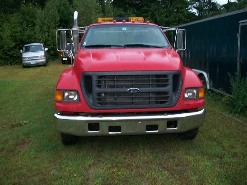 2001 Ford F-650 Super Duty XLT - Brentwood NH
