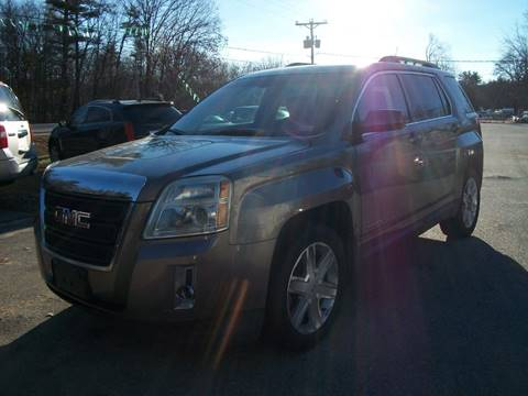 2011 GMC Terrain for sale in Brentwood, NH