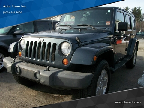 2007 Jeep Wrangler Unlimited for sale in Brentwood, NH