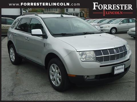 2009 Lincoln MKX for sale in Chambersburg, PA