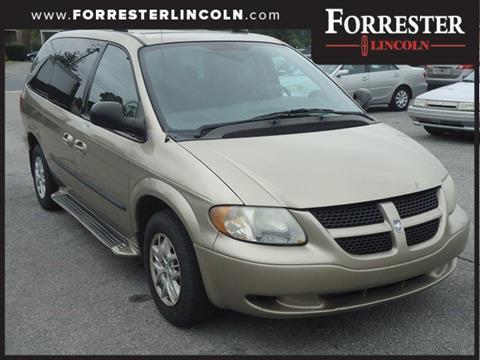 2003 Dodge Grand Caravan for sale in Chambersburg, PA
