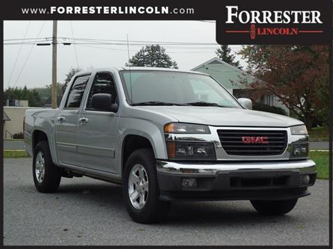 2012 GMC Canyon for sale in Chambersburg, PA