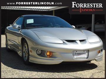 1998 Pontiac Firebird for sale in Chambersburg, PA