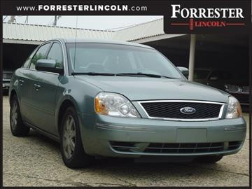 2006 Ford Five Hundred for sale in Chambersburg, PA