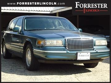 1996 Lincoln Town Car for sale in Chambersburg, PA