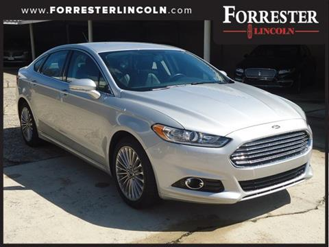 2016 Ford Fusion for sale in Chambersburg, PA