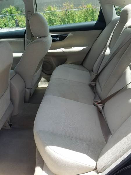 2013 Nissan Altima 2.5 S 4dr Sedan - Summerville SC