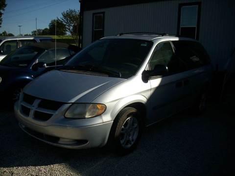 2003 Dodge Caravan for sale at Wares Auto Sales in Clay City KY