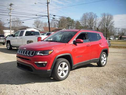 2018 Jeep Compass for sale in Clay City, KY