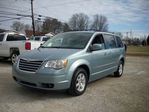 2009 Chrysler Town and Country for sale at Wares Auto Sales in Clay City KY