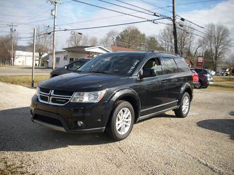 2013 Dodge Journey for sale at Wares Auto Sales in Clay City KY