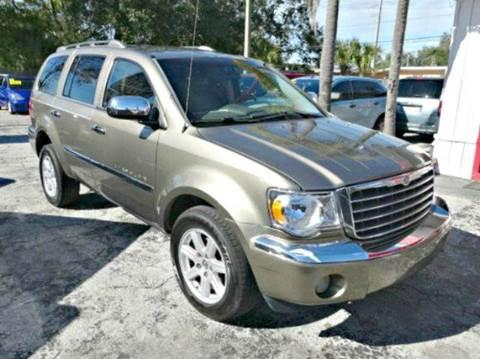 2007 Chrysler Aspen For Sale In Florida Carsforsale