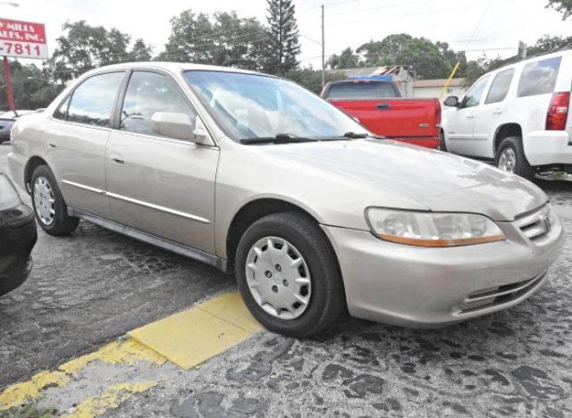 2002 Honda Accord LX 4dr Sedan   Largo FL