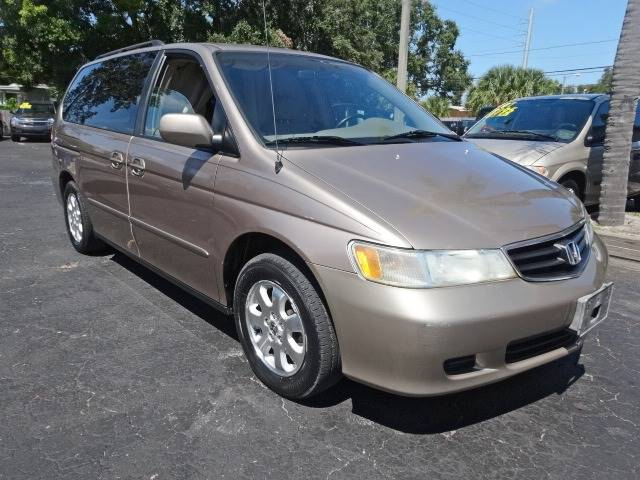 2003 Honda Odyssey EX L 4dr Mini Van W/Leather   Largo FL