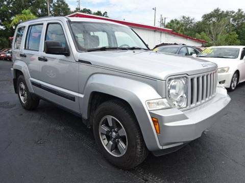 2008 Jeep Liberty for sale in Largo, FL