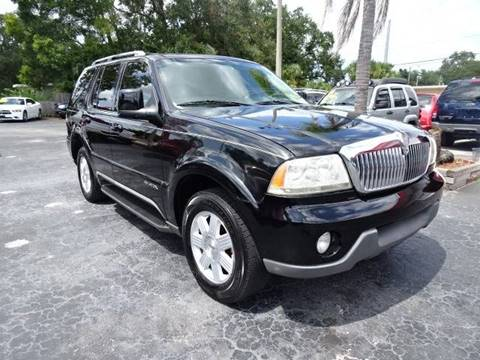 Used 2005 Lincoln Aviator For Sale In Los Angeles Ca