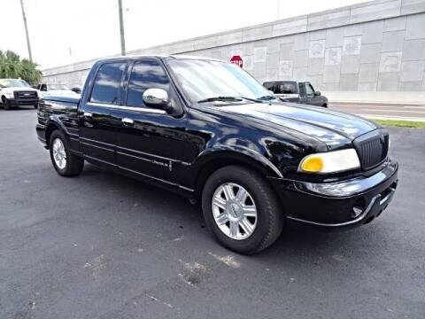 2002 Lincoln Blackwood for sale at DONNY MILLS AUTO SALES in Largo FL