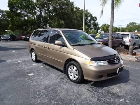2003 Honda Odyssey for sale in Largo, FL