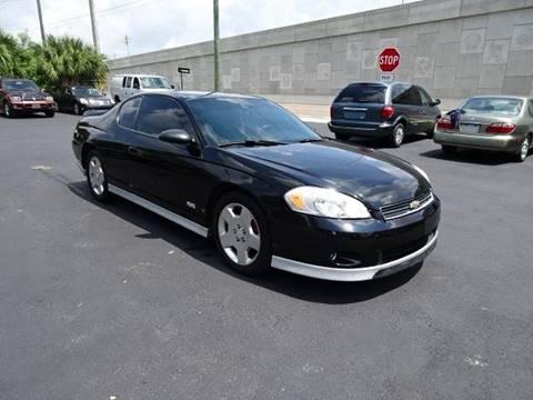 2007 Chevrolet Monte Carlo for sale in Largo, FL