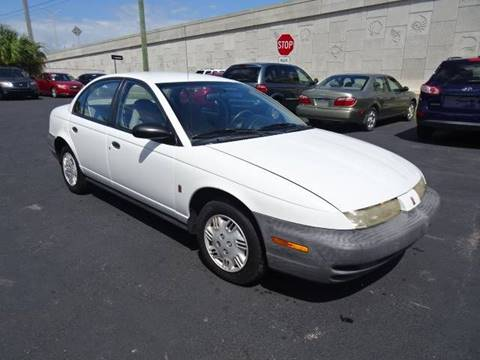 1998 Saturn S-Series for sale in Largo, FL