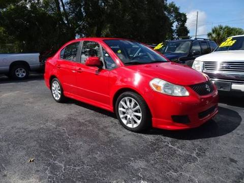 2008 Suzuki SX4 for sale in Largo, FL