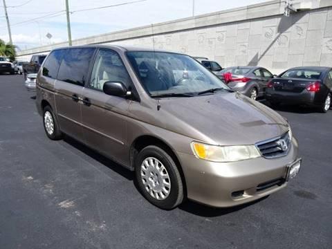 2004 Honda Odyssey for sale in Largo, FL