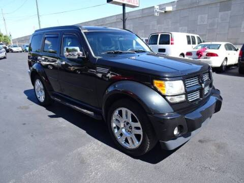 2011 Dodge Nitro for sale at DONNY MILLS AUTO SALES in Largo FL