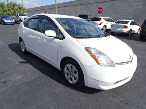 2007 Toyota Prius for sale at DONNY MILLS AUTO SALES in Largo FL