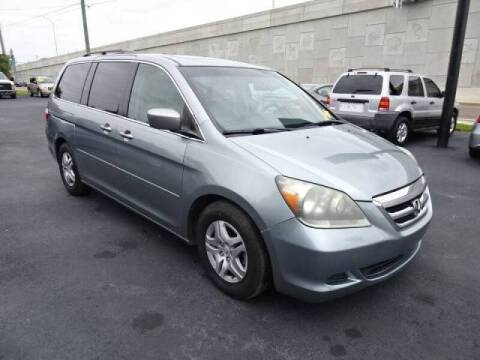 2007 Honda Odyssey for sale at DONNY MILLS AUTO SALES in Largo FL