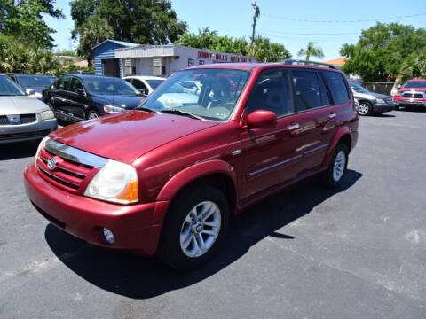 2004 Suzuki XL7 for sale at DONNY MILLS AUTO SALES in Largo FL