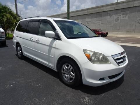 2006 Honda Odyssey for sale at DONNY MILLS AUTO SALES in Largo FL