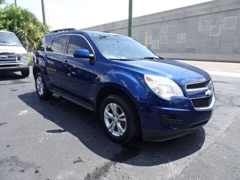 2010 Chevrolet Equinox for sale at DONNY MILLS AUTO SALES in Largo FL