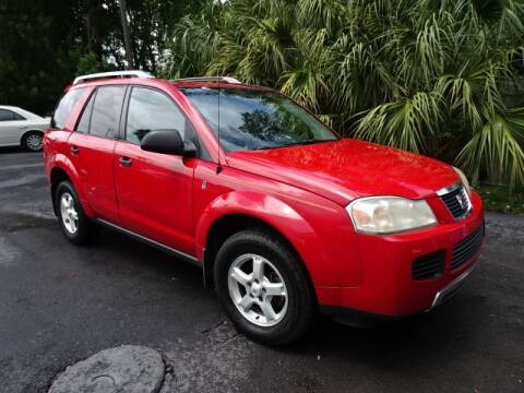 2007 Saturn Vue for sale at DONNY MILLS AUTO SALES in Largo FL