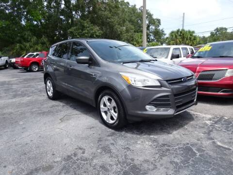 2014 Ford Escape for sale at DONNY MILLS AUTO SALES in Largo FL