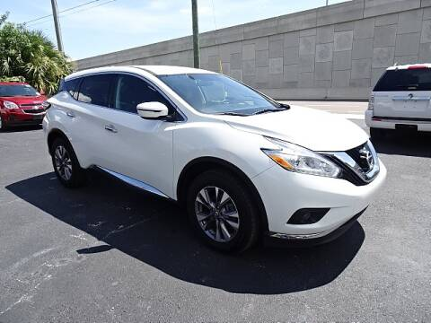 2017 Nissan Murano for sale at DONNY MILLS AUTO SALES in Largo FL